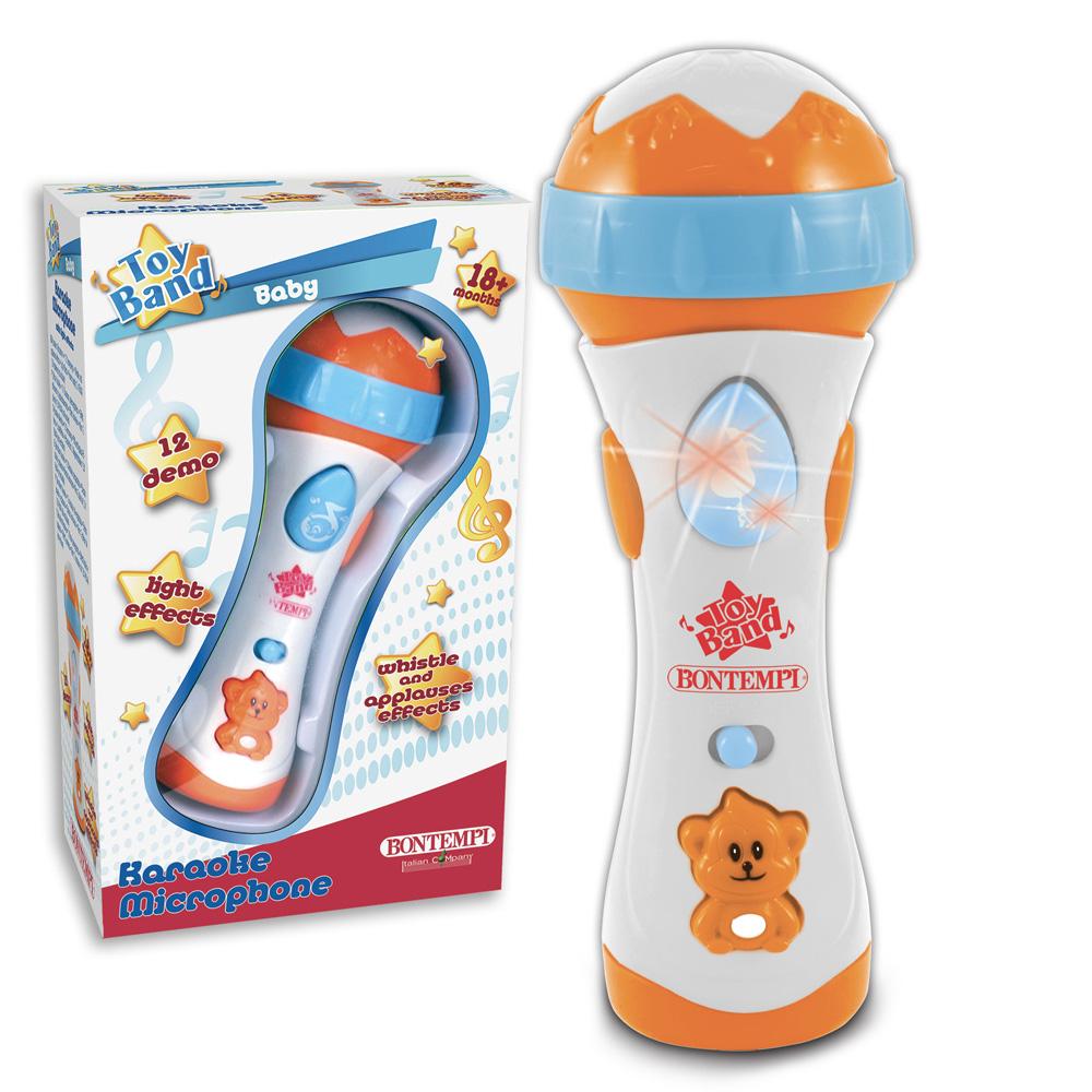 Bontempi - Baby karaoke microphone